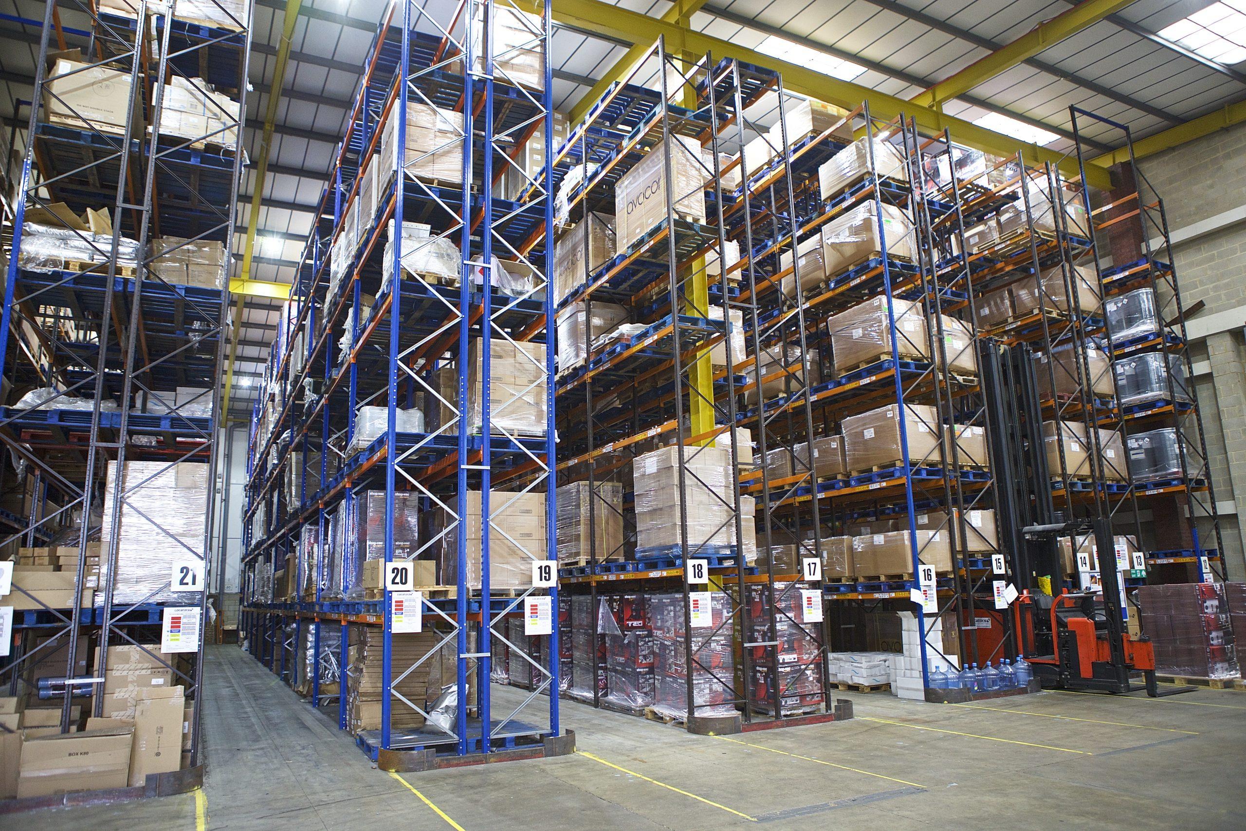 Uk Warehousing and