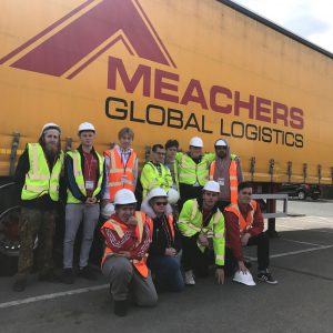 Meachers Global Logistics and Saints Foundation