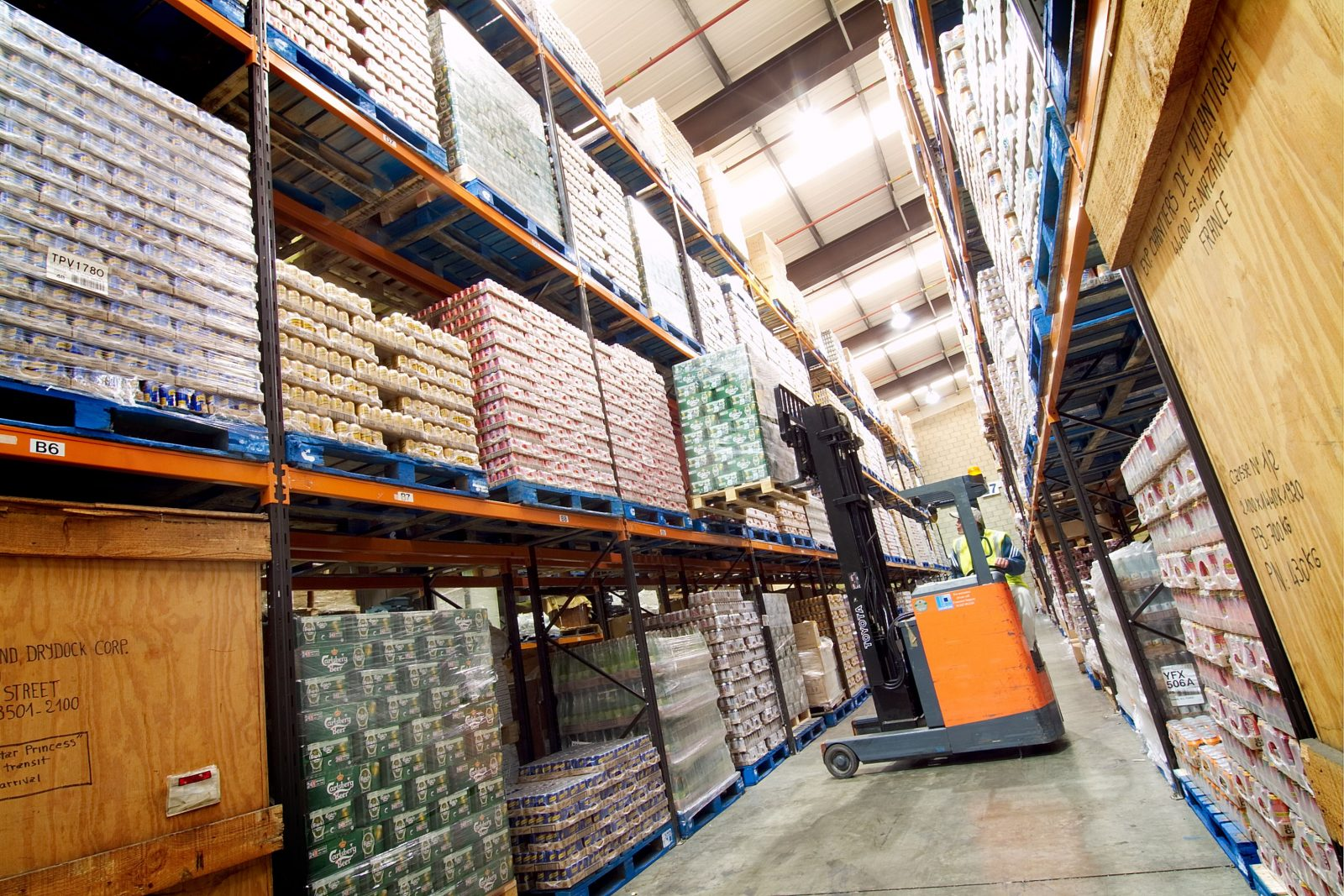 Meachers Global Logistocs Warehousing