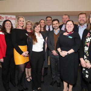 Meachers Global Logistics South Coast Business Awards